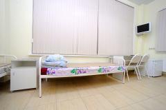 Alcoclinic медициналық орталықтағы бірыңғай палата - №1 сурет
