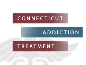 Connecticut Addiction Treatment
