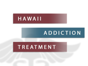 Hawaii Addiction Treatment