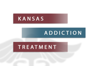 Kansas Addiction Treatment