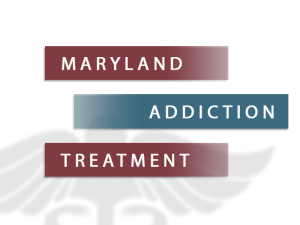 Maryland Addiction Treatment