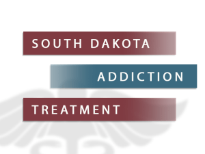 South Dakota Addiction Treatment
