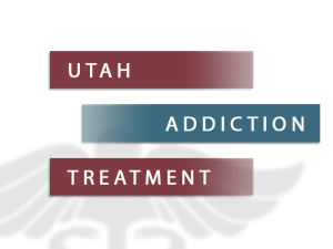 Utah Addiction Treatment
