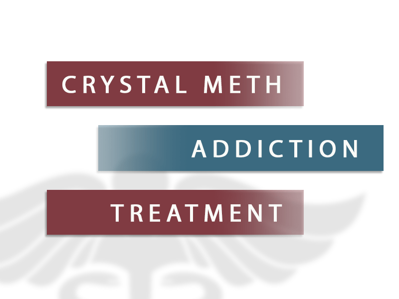 crystal meth addiction treatment