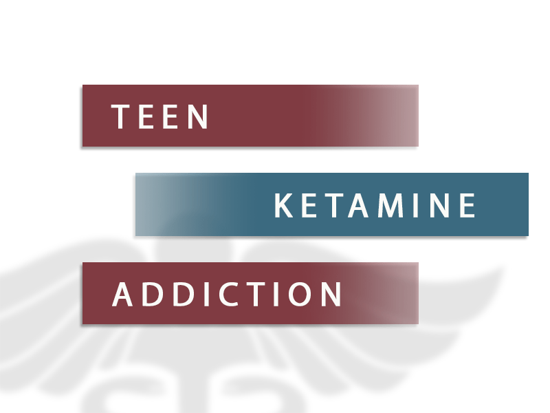 Teen Ketamine Addiction