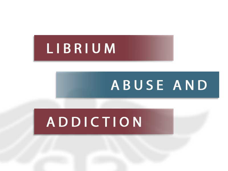 Librium Abuse and Withdrawal