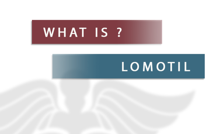 what is lomotil
