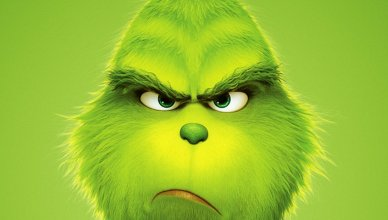 Dr Seuss' the Grinch