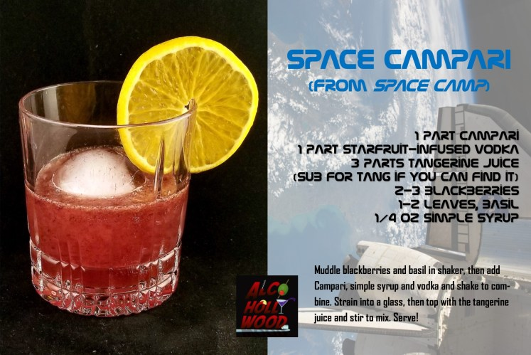space camp cocktail