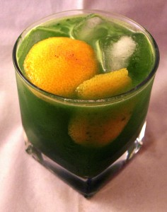 Popeye Cocktail