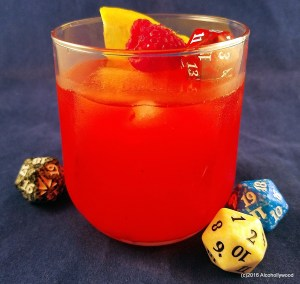 dungeons and dragons cocktail