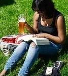 alcohol harms teen brains