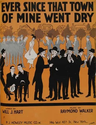 Songs about Prohibition Expressed Opposition & Occasional