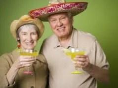 drinking, senility, and longevity