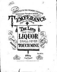 temperance group