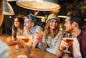 drinkers make more money
