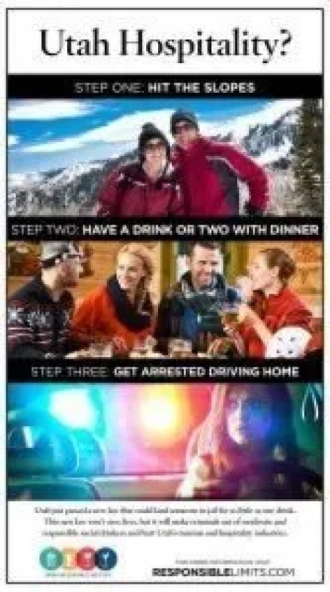 Utah alcohol laws