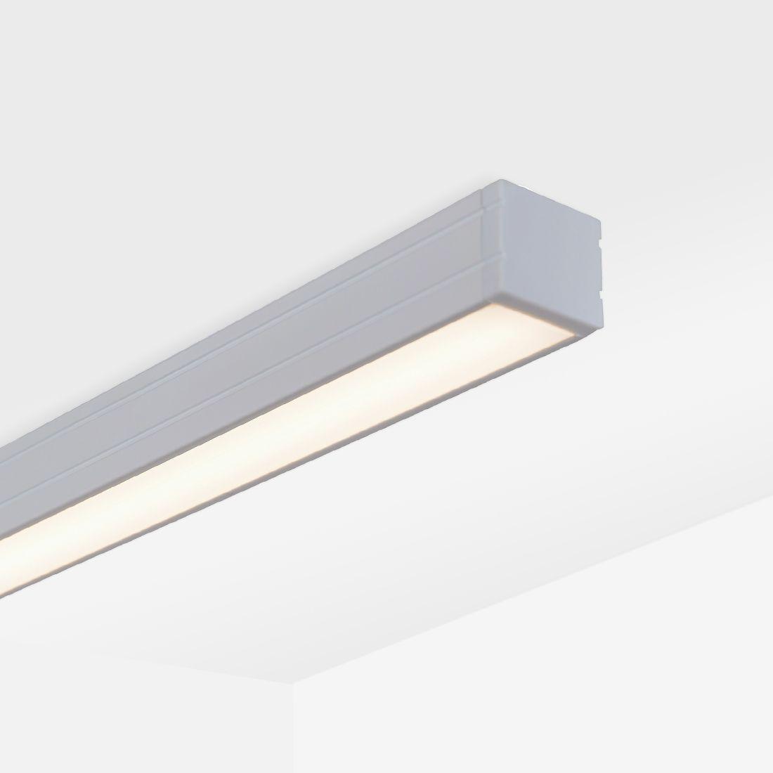 alcon 14220 linear 120 volt led cove lightbar