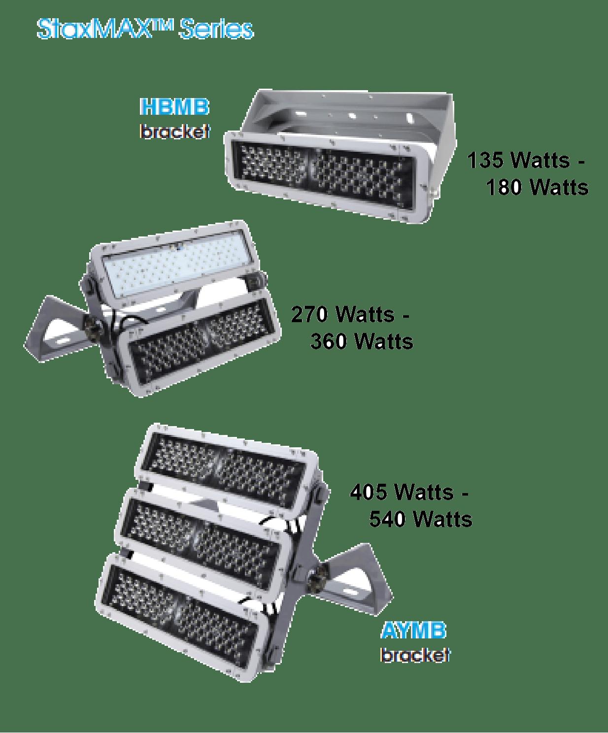 Maxlite Ellf360dn50 Staxmax Series