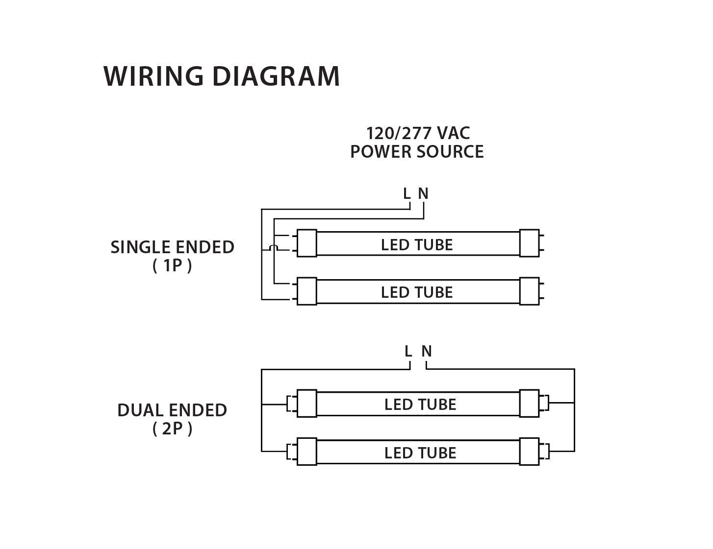 Three Lead Ballast Wiring Diagram 3 Lamp Advance