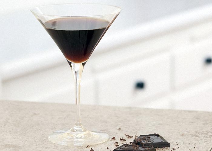 Алкогольге шоколадты ликер