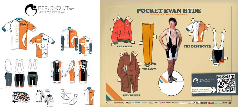 Client: RealCyclist Clothing Design Team Bike Kit Park City, Utah