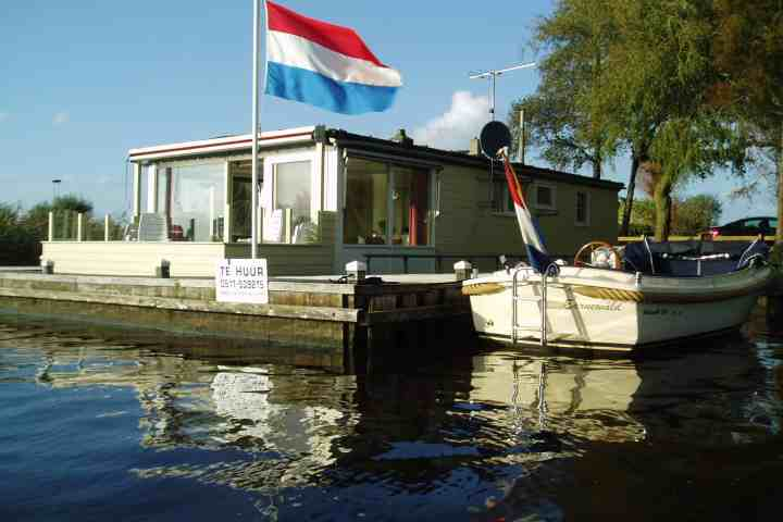 Woonboot Marwille