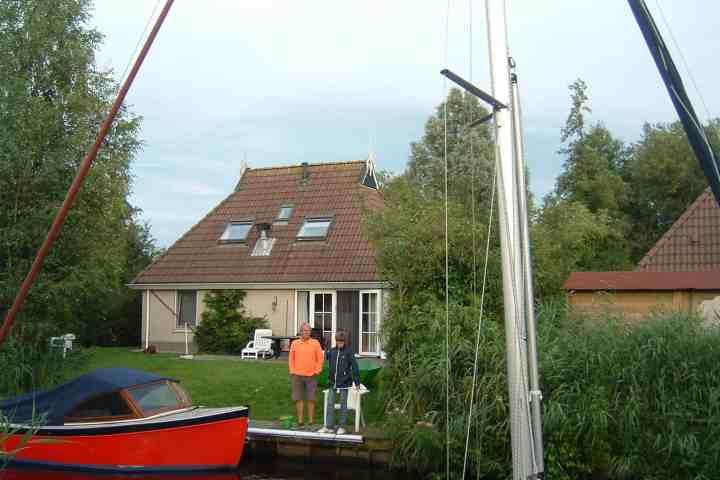 Vakantiehuis Friesland 211