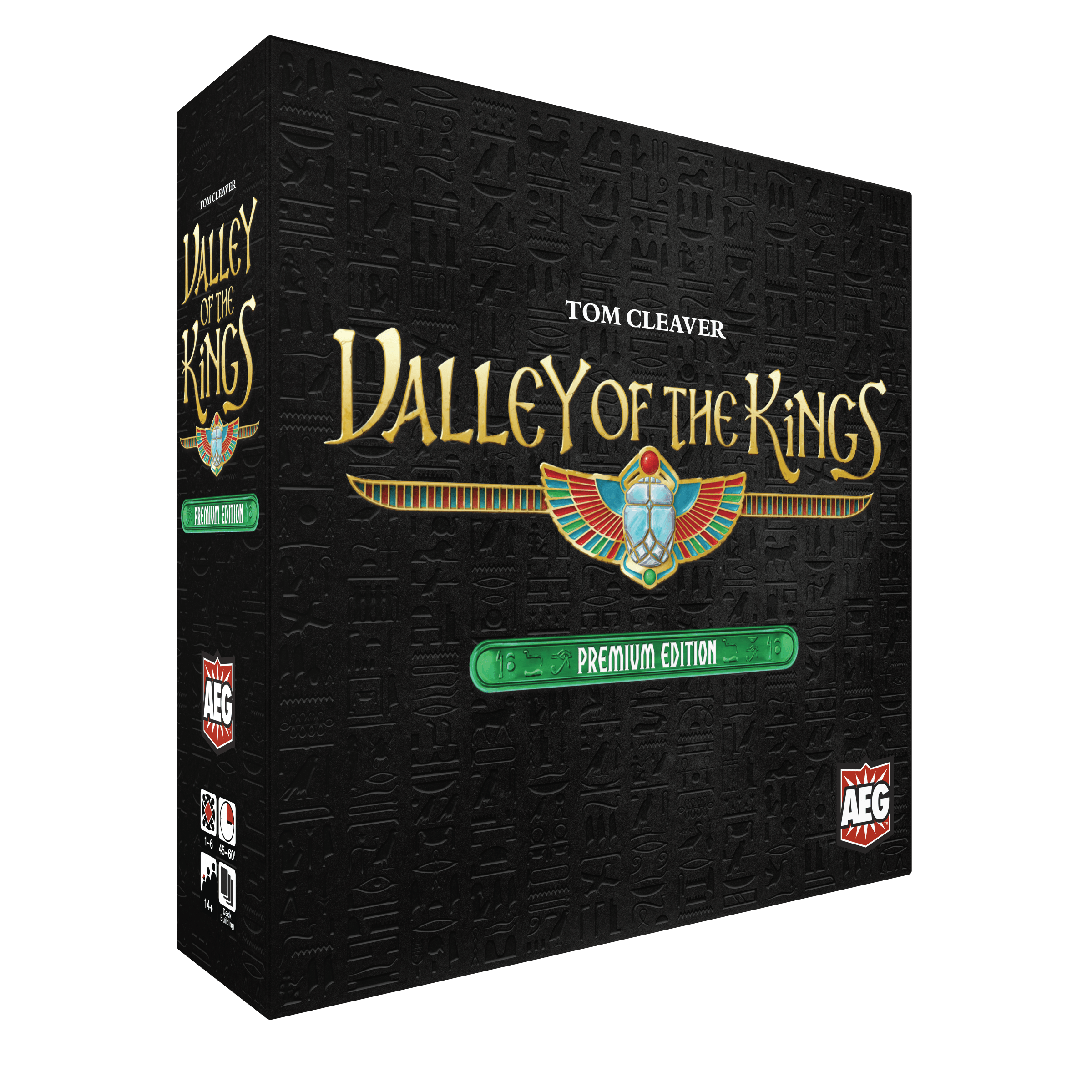 Valley of the Kings Premium Edition -  Alderac Entertaiment Group