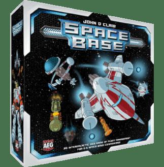Space base box game evergreeen