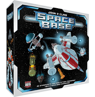 Space base box game evergreeen