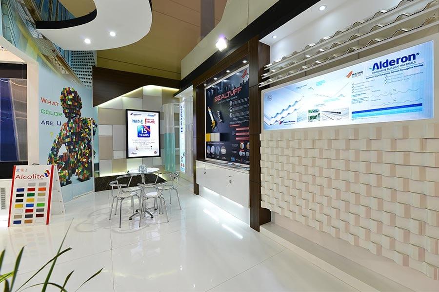 Alderon - PT Mulford Indonesia - Pameran Produk Alderon