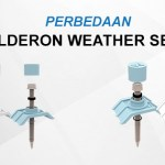Perbedaan Alderon Twinwall Weather Seal Model Lama dan Model Baru