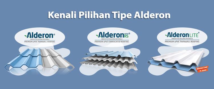 Pilihan Tipe Alderon - Twinwall RS Lite