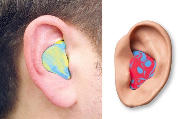 Resultado de imagem para swimming ear plug