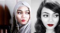 Benarkah Rina Nose Pindah Agama ? Berikut Penjelasannya