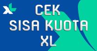 Cara Mudah Cek Kuota Data Internet XL Axiata 2018 Lengkap