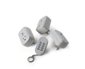 Merry Moments Indoor or Outdoor Remote Sockets View 1