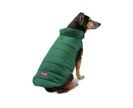 Heart to Tail Reversible Pet Fleece Puffer Jacket View 1