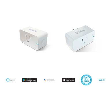 Atomi Smart Plugs or Smart Outdoor Plugs View 1