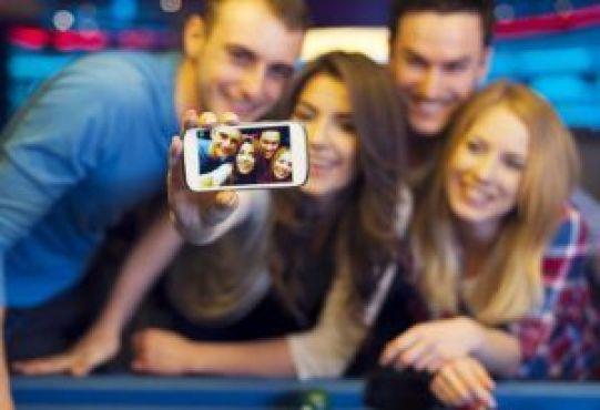 Amantes de las Selfies
