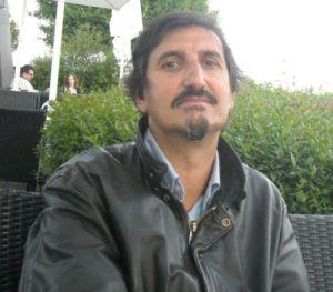 Il regista Roberto Leggio