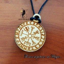 Talismano runico Vegvisir