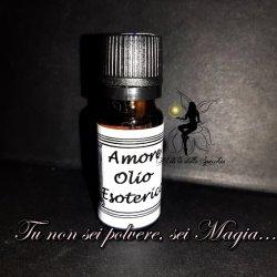olio esoterico dell'amore
