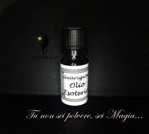 olio esoterico di guarigione