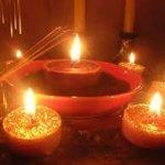 Il procedimento da usare nei rituali magici