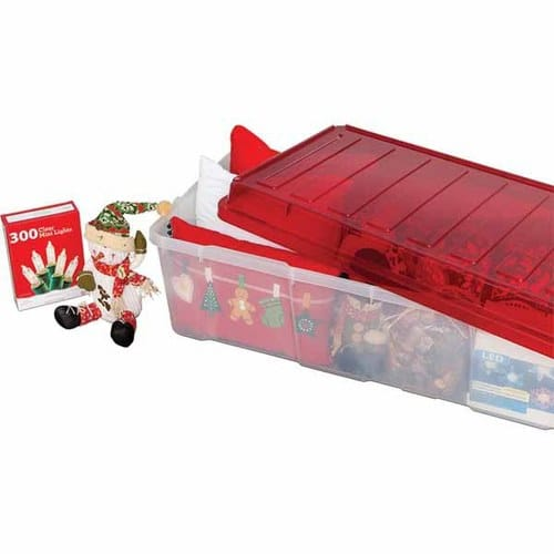 Christmas Storage With Aldi ALDI REVIEWER - Christmas Tree Storage Containers