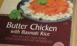 Journey to India Butter Chicken Basmati Rice