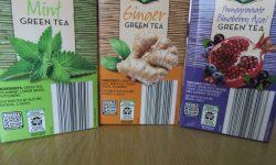 Aldi Green Tea