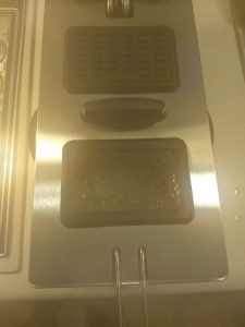 Ambiano Stainless Steel Deep Fryer